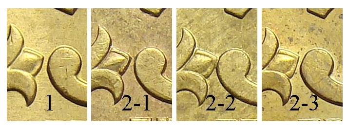 50 копеек 2005 года СПМД