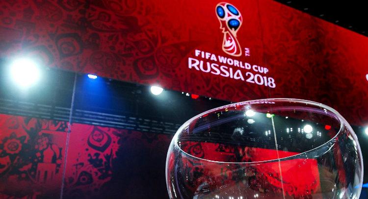 Чемпионат мира по футболу в России 2018 и монеты